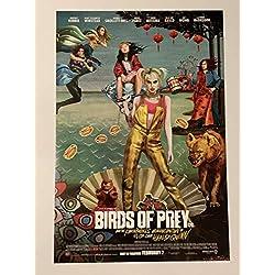 51XliacrFjL._AC_UL250_SR250,250_ Harley Quinn Birds of Prey Posters