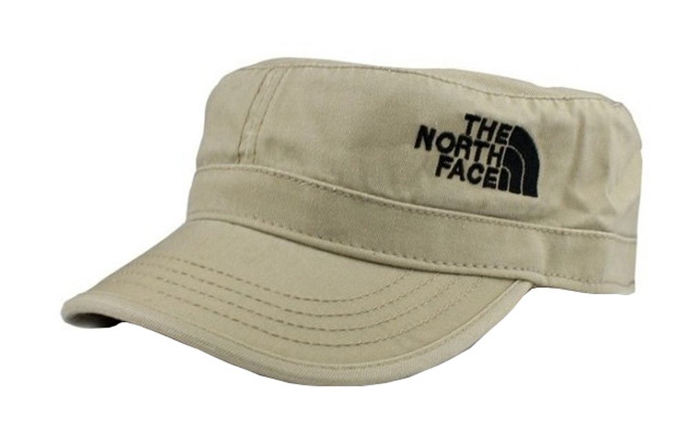 995aeece2 The North Face Unisex Adjustable Military Hat (Beige, One Size) at ...