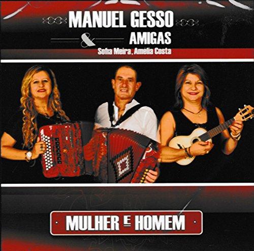 Price comparison product image Manuel Gesso & Amigas - Mulher E Homem [CD] 2017