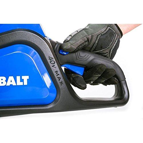 Kobalt 40-Volt Max 24-in Dual Cordless Hedge Trimmer (Battery Included) by Kobalt (Image #4)