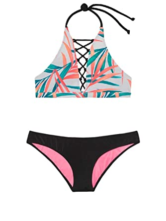 f8bbf5a494 Image Unavailable. Image not available for. Color  Victoria s Secret Pink  Swim ...