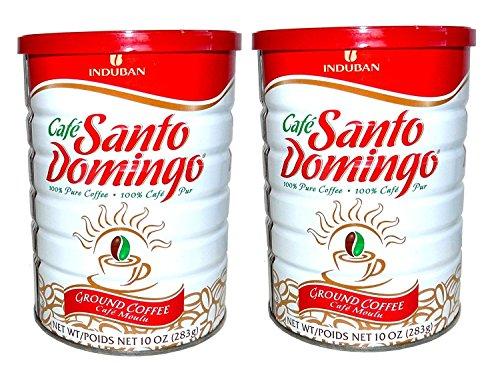 Santo Domingo Ground Coffee Vacuum