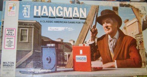 hangman board game 1976 - 1