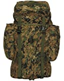 Digtial Woodland Camo Rio Grande Packs 25 45 or 75 Ltr, Outdoor Stuffs