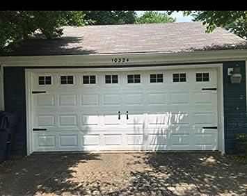 Magnetic Panels For Car Garage Door Decoration Fake Decorations Window Panels For Garage Doors Grace Make Rubber Magnetic Panels 32 Pcs 4 X 6 Inch Amazon Com