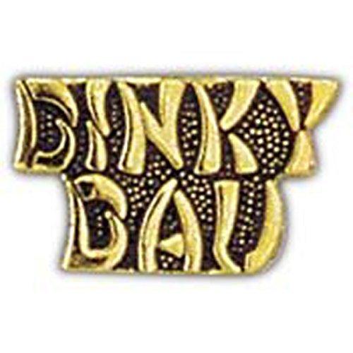 (DINKY DAU Hat or Lapel Pin, Vietnam Veterans)