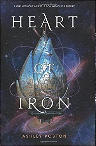 Amazon.com: Heart of Iron (9780062652850): Poston, Ashley: Books