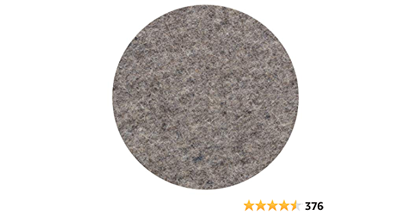 Caperuza de lana de oveja para lijadora exc/éntrica Bosch 2 609 256 049 125 mm