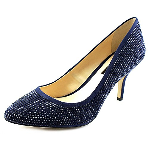 Zitah Leather Classic Pumps Pointed Eclipse Toe INC Concepts International Womens Iwtptf