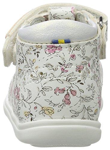 Kavat Ängskär XC, Chaussures Marche Bébé Fille, Mehrfarbig (White Print), 24 EU