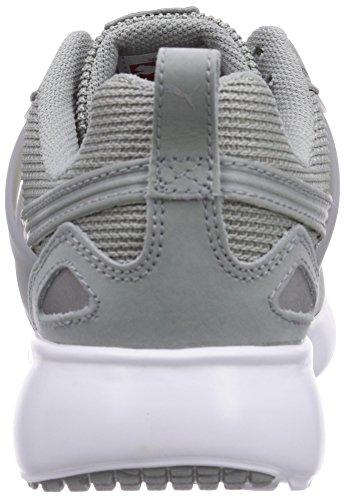 Synthtique Unisexe Arial limestone Puma 01 Grau Grey Sport dark De Shadow Grey Chaussure wXIXnxf