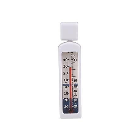 Auntwhale -30-40 ℃ 1 Pieza Termómetro del congelador Termómetro ...