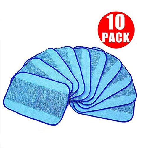 10 wet Mopping Cloths Mop Pads iRobot Braava 380 380t 320