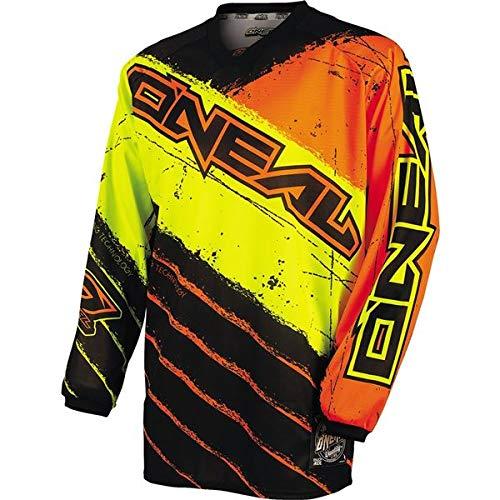Orange/Yellow Sz XL O'Neal Racing Mayhem Revolt Youth Motocross Jersey