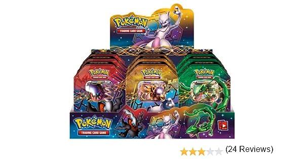 Pokemon Legendary EX otoño 2012 - Caja metálica con 1 Carta de ...