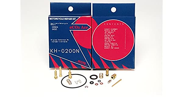 honda qa50 wiring diagram amazon com honda qa50 keyster carb kit 1970 1975 automotive  amazon com honda qa50 keyster carb kit