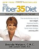 The Fiber35 Diet, Brenda Watson, 1416560092