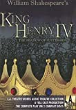 King Henry IV: The Shadow of Succession (Library Edition Audio CDs) (L.A. Theatre Works Audio Theatre Collections)