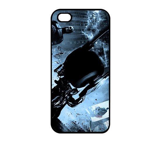 Coque,Phone Protection Case Covers Newly Coque iphone SE & Coque iphone 5 & Coque iphone 5S Casing Cover(Batman Arkham Origins)