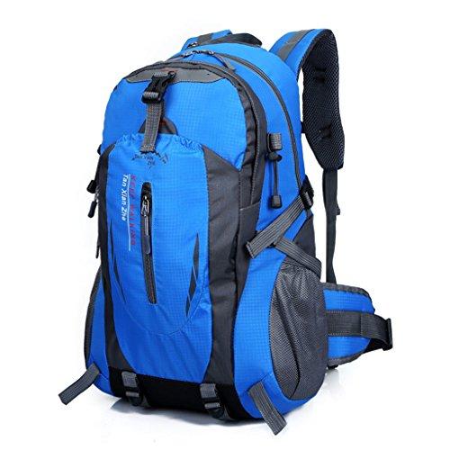 Im Freienberg Taschen wasserdicht Nylon Umhängetasche Unisexfreizeitrucksack 301 blau hAVv6IN