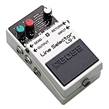 Boss LS-2 Line Selector Effect Pedal