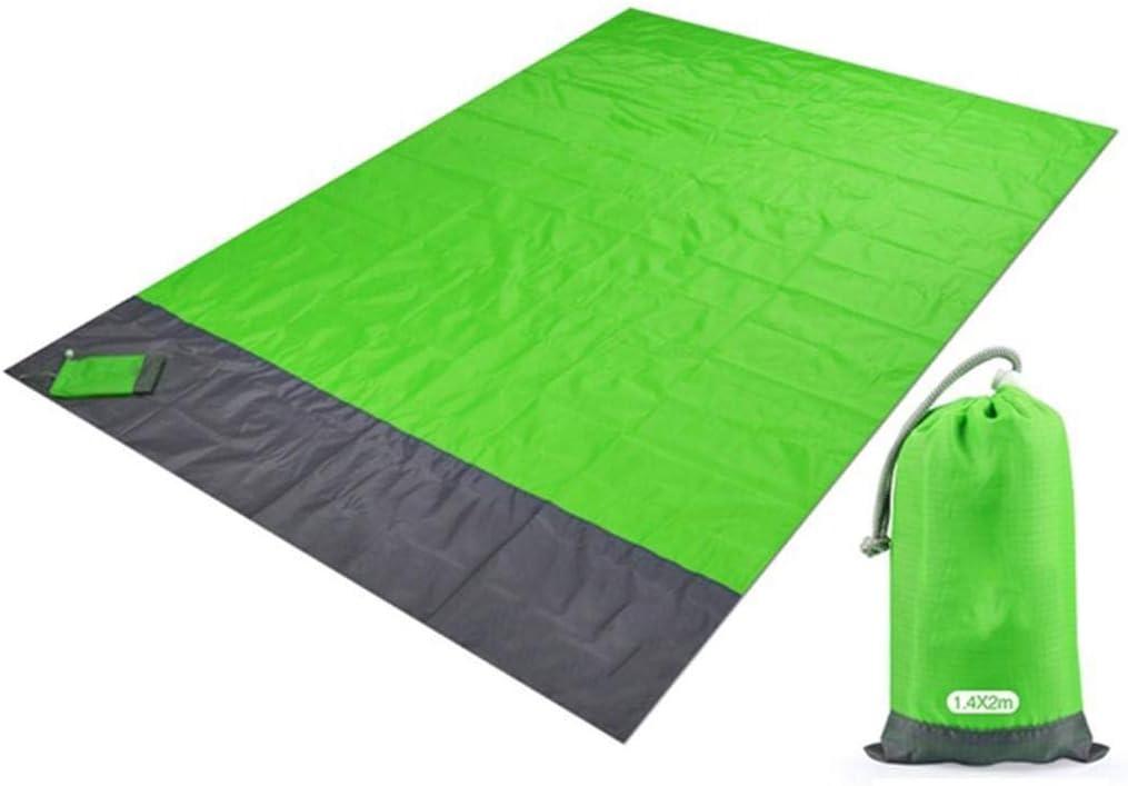 fukjem Picnic Mats Outdoor Tents Lawn Mats Outing Picnic Cloth Cots
