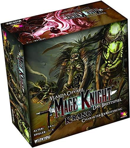 Mage Knight: Expansión de personajes de Krang