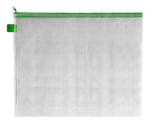 - STERLING HANDY ZIP POUCH 405X315MM GRN