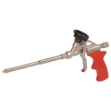 Pistola para espuma poliuretano tipo profesional pistola PU Plus 3785: Amazon.es: Salud y cuidado personal