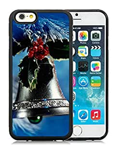 Provide Personalized Customized iPhone 6 Case,Merry Christmas Black iPhone 6 4.7 Inch TPU Case 74