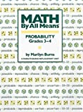 Probability, Grades 3-4, Marilyn Burns, 0941355128