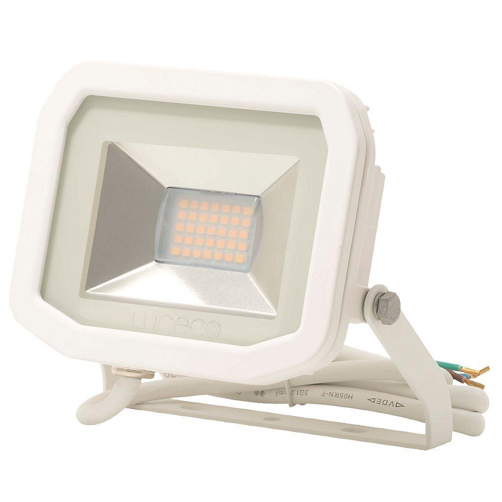 Luceco LFS12 W150 proiettore LED Slim 15 W bianco freddo