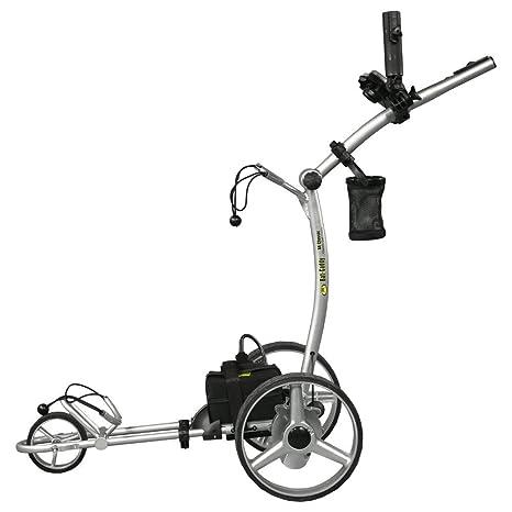 Amazon Com Bat Caddy X4r Electric Golf Cart Powered Caddie Bat