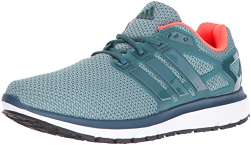 cheaper 44468 1b1b4 Galleon - Adidas Performance Men s Energy Cloud Wtc M Running Shoe, Vapour  Steel Tech Green Infrared, 12 M US