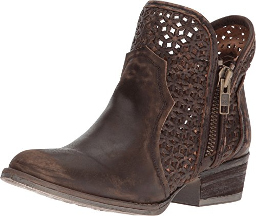 Corral Boots Women's Q5019 Brown 8 B US
