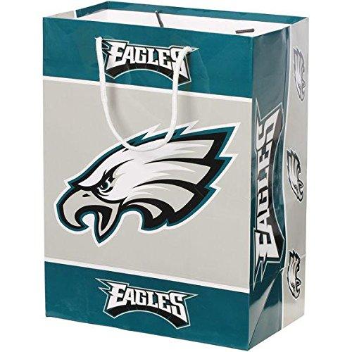Philadelphia Eagles Official NFL Gift Bag ()