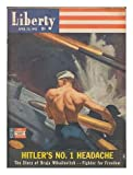 : Liberty ; Vol. 19, No. 17, April 25, 1942