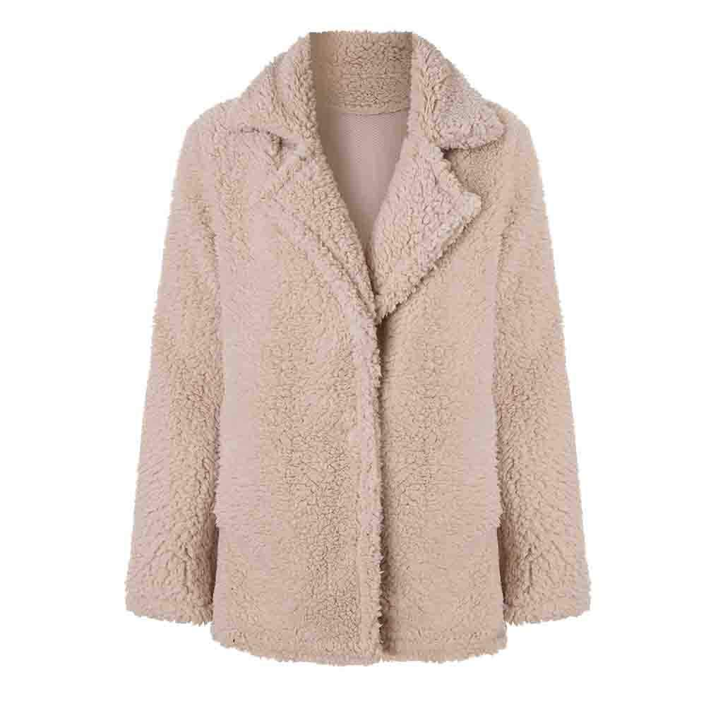 Shakers123 Women's Casual Jacket Winter Warm Parka Outwear Coat Overcoat Outercoat