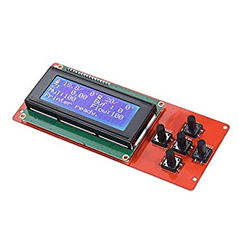 Aibecy 2004 Módulo de controlador de pantalla inteligente LCD con ...