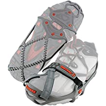 Yaktrax Run Traction Cleats for Running on Snow and Ice (1 Pair) (Renewed)