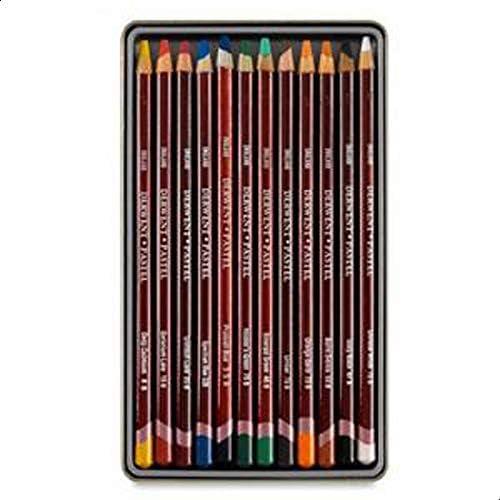 سعر علبة الوان باستيل خشبي 12 لون من ديروينت علبة حديد فى السعودية بواسطة امازون السعودية كان بكام