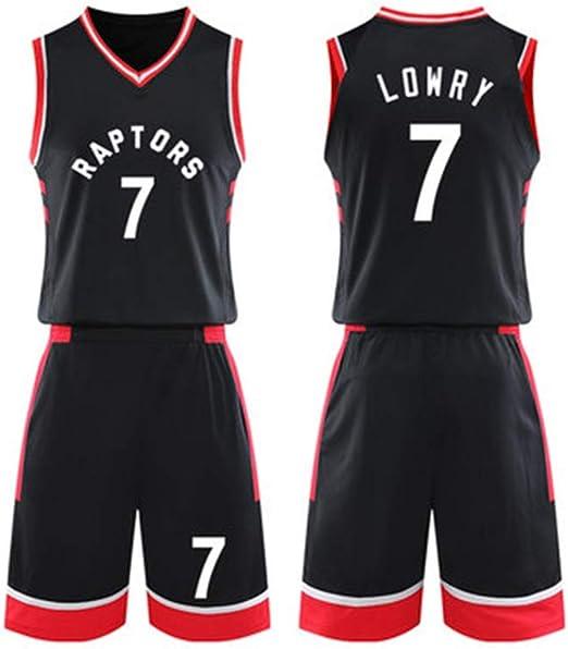 SHITT BOY NBA Raptores Conjunto de Camiseta de Baloncesto, Leonard ...