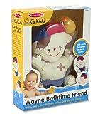 Melissa & Doug K's Kids Wayne Bathtime Friend