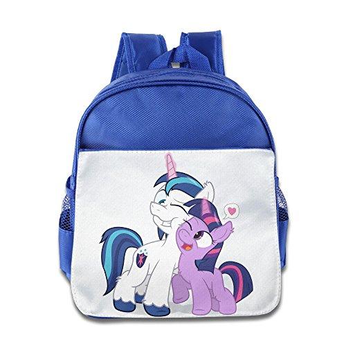JXMD Custom Funny Lovely Horse Children Shoulders Bag For 1-6 Years Old RoyalBlue (Ratchet Costume)