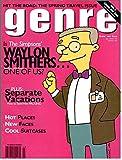 Genre Magazine (Simpsons Cover,March 1996)
