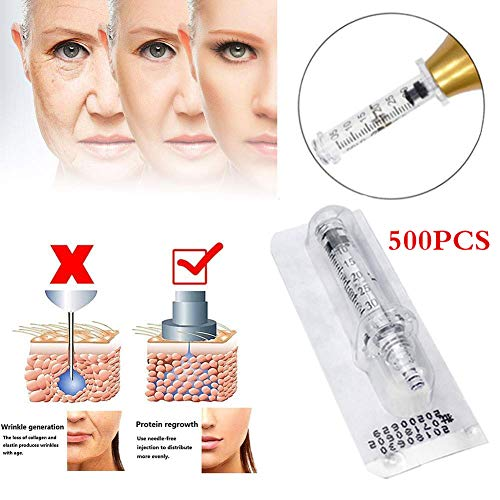 Ampoule Head Hylauronic Acid Injection Pen Restore Skin Elasticity 0.3Ml Disposable Sterile Beauty Accessories for…