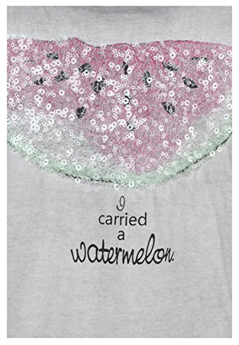 Authentic Style Mujeres Ropa superior / Tank Tops Watermelon gris