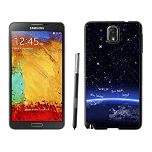New Beautiful Custom Designed Cover Case For Samsung Galaxy Note 3 N900A N900V N900P N900T With Xmas Night Phone Case