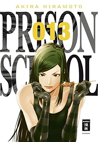 Prison School 13