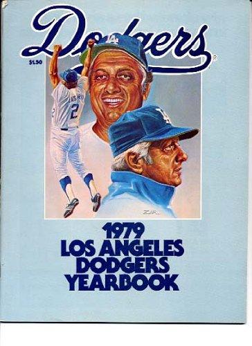 1979 Los Angeles Dodgers Yearbook